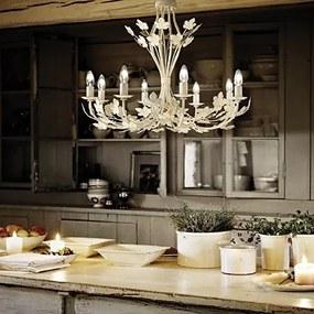 nástenné a stropné svietidlo Ideal lux CHAMPAGNE 2x40W E14