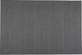 Koberec Elsa, čierny, Rozmery  80x150 cm VM-Carpet