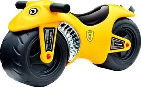 G21 Hračka Motorka BIKE žltá