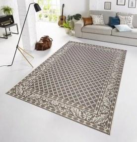 Bougari - Hanse Home koberce Kusový koberec BOTANY Royal Grau 102480 - venkovní (outdoor) - 115x165 cm