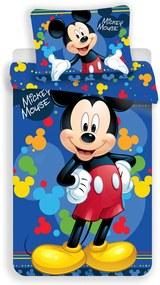Obliečky Mickey Mouse 03 140x200, 70x90 cm Mikrovlákno Jerry Fabrics