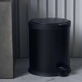 House Doctor Odpadkový kôš Eda Black 5 l
