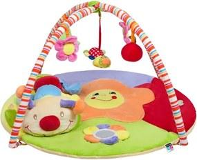 PLAYTO PlayTo Hracie deky Hracia deka PlayTo stonožka s hračkou Multicolor |