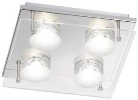 Wofi Wofi 9058.04.01.6000 - LED Stropné svietidlo ENVY 4xLED/5,5W/230V W1548