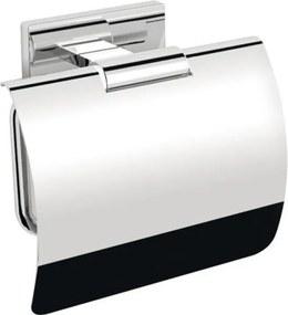 Olymp 1321-07 držiak na toaletný papier s krytom, chróm