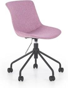 Dětská židle Zorro, růžová