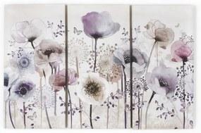 Viacdielna reprodukcia obrazu Graham & Brown Classic Poppy