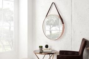 Bighome - Zrkadlo PORTAIT 45cm - medená