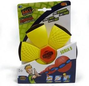 DR Lietajúca lopta - Flat Ball Fialová