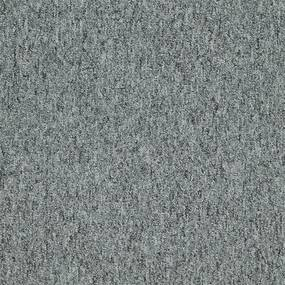 Kobercový čtverec Sonar 4476 tmavě šedý - 50x50 cm