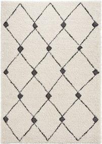 Mint Rugs - Hanse Home koberce Kusový koberec Allure 104025 Grey/Black - 200x290 cm