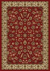Spoltex koberce Liberec Kusový koberec Samira New Red 12002-011 - 80x150 cm