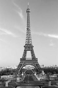 Fototapety, rozmer 175 x 115 cm, Eiffelova veža, W+G 00604