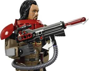 LEGO® Star Wars ™ constraction 75525 Baze Malbus ™