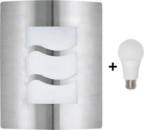 Eglo EGLO 30193 - LED Vonkajšie nástenné svietidlo CITY 1 1xE27/10W/230V IP44 EG30193