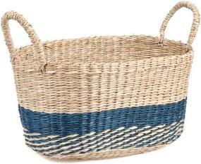 77a5959b2 22,99 EUR Úložný košík z morskej trávy Slowdeco Italy