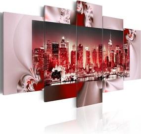 Obraz na plátne - Light 200x100 cm