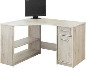 Sconto Rohový písací stôl HORN 6