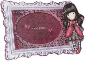 Santoro London - Fotorámček 24,5x16,5 cm- Gorjuss - Ladybird