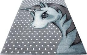Ayyildiz koberce AKCE: Kusový koberec Kids 590 blue - 160x230 cm
