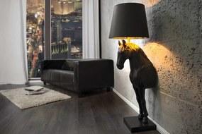 Luxusná stojaca lampa Dark Pony