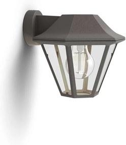 Vonkajšie nástenné svietidlo Curassow 17386/43 / PN hnedá patina