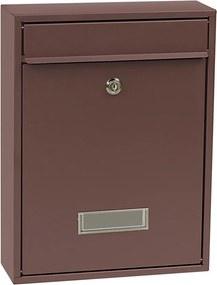 Poštová oceľová schránka BK.240.HM