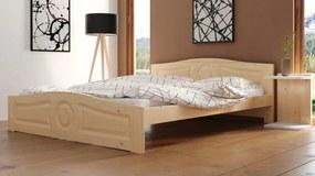 Comfort 160x200 manželská posteľ Natural