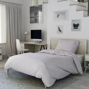 Textilomanie Bavlnené obliečky Economy hotelová kapsa  biele