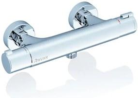 RAVAK TERMO TE 032.00/150 Sprchová termostatická nástenná batéria X070034