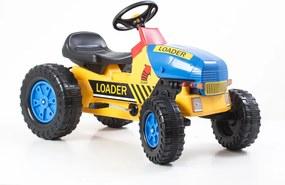 CLASSIC Traktor šliapací G21