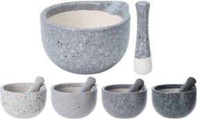 Mažiar kamenina pr. 11 cm PESTLE ASS