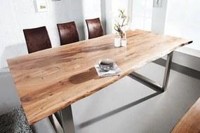 Bighome - Jedálenský stôl MAMUT 180 cm - prírodná
