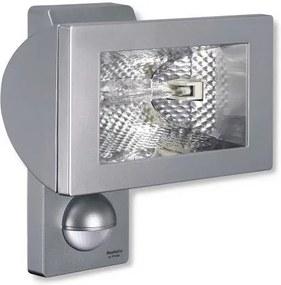 Steinel STEINEL 648510 - Halogénový reflektor so senzorom HS 502 strieborná ST648510