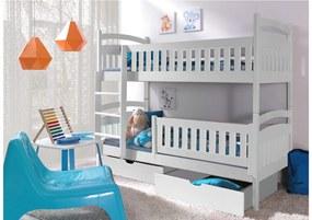 Poschodová posteľ Ania II 90 x 200 Certifikát