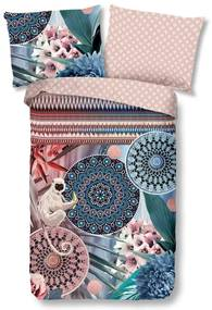 Home obojstranné posteľné obliečky na jednolôžko Hip Zoya 140x200 cm