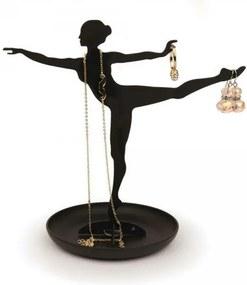 Věšáček na šperky balerina