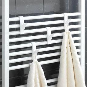 Sada háčikov na kúpeľňový radiátor 2 ks