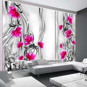 Bimago Fototapeta - Pink hope 400x280 cm