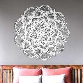 Vyrezávaná 3D Mandala - lotosový kvet