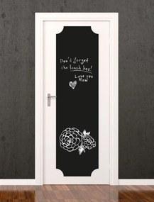 Ambiance Detská samolepiaca tabuľa, 152x44 cm