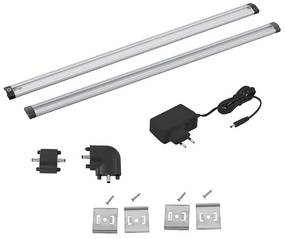 Eglo Eglo 94694 - SADA 2x LED Podlinkové osvetlenie VENDRES 2xLED/5W/230V EG94694
