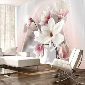 Fototapeta - White magnolias 300x210