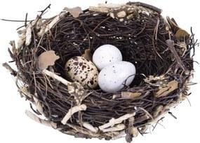 Dekorácia v tvare hniezda Ego Dekor Spring, ⌀ 16 cm
