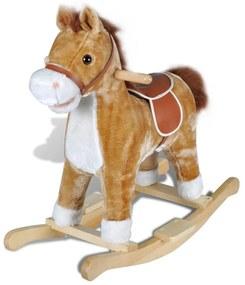 vidaXL Hojdacie zvieratko, koník