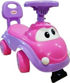 Arti odrážadlo CuteCar BiBi 612B violet
