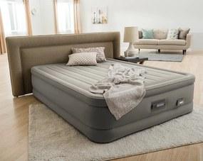 INTEX - nafukovacia posteľ 64770 PremAire Dream Queen s integrovanou elektrickou pumpou