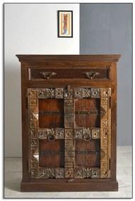 SIT MÖBEL Skriňa ALMIRAH 90 × 45 × 120 cm