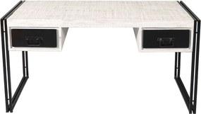 SIT MÖBEL Pracovný stôl White Panama 150 × 80 × 76 cm