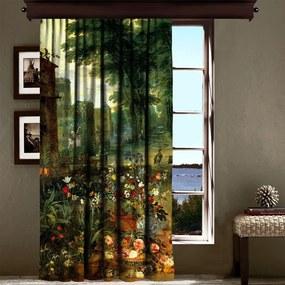 Záves Curtain Mertie, 140 × 260 cm